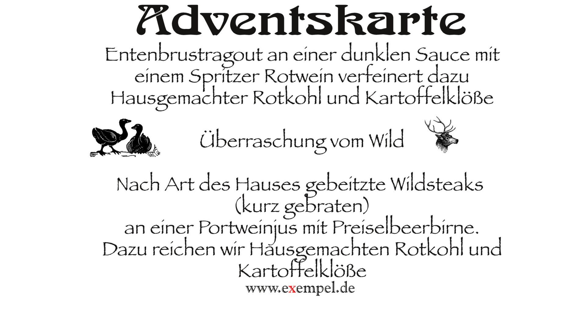 exg advent